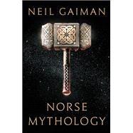 Norse Mythology,Gaiman, Neil,9780393356182