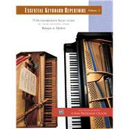 Essential Keyboard Repertoire,Olson, Lynn,9780739006191