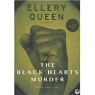 The Black Hearts Murder by Queen, Ellery, 9781483036205