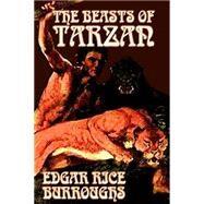 The Beasts of Tarzan,Burroughs, Edgar Rice; Casil,...,9781587156212