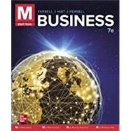 M: Business - Looseleaf by O. C. Ferrell; Geoffrey Hirt; Linda Ferrell, 9781264126217