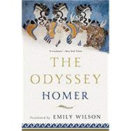 The Odyssey,Homer; Wilson, Emily,9780393356250