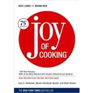 Joy of Cooking Joy of Cooking,Rombauer, Irma S.; Becker,...,9780743246262