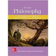Looseleaf for Philosophy: A...,Stumpf, Samuel; Fieser, James,9781260686265