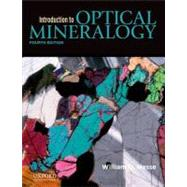 Introduction to Optical Mineralogy by Nesse, William, 9780199846276