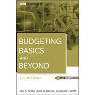 Budgeting Basics and Beyond,Shim, Jae K.; Siegel, Joel...,9781118096277