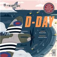 D-Day Untold stories of the Normandy Landings inspired by 20 real-life people by Noble, Michael; Mostov, Alexander, 9781786036278