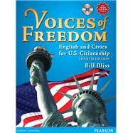 Voices of Freedom English and...,Bliss, Bill,9780132366281