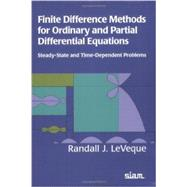 Finite Difference Methods for...,Leveque, Randall J.,9780898716290