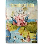 Hieronymus Bosch,Fischer, Stefan,9783836526296