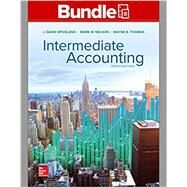 GEN COMBO LOOSELEAF INTERMEDIATE ACCOUNTING; CONNECT Access Card by Spiceland, Nelson, Thomas, 9781260696325