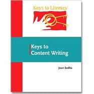 Training Book: Keys to Content Writing (3rd Edition, 2018) (#BK-CW) by Joan Sedita, 8780000146336