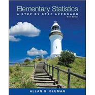Elementary Statistics: A...,Bluman, Allan,9780078136337