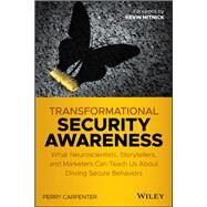 Transformational Security Awareness by Carpenter, Perry, 9781119566342