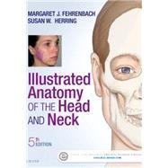 Illustrated Anatomy of the...,Fehrenbach, Margaret J.;...,9780323396349