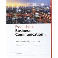 Bundle: Essentials of Business Communication, Loose-leaf Version, 11th + MindTap Business Communication, 1 term (6 months) Printed Access Card by Guffey, Mary Ellen; Loewy, Dana, 9781337736350