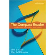The Compact Reader Short...,Aaron, Jane E.; Repetto,...,9781319056353