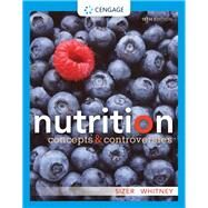 Nutrition Concepts and...,Sizer, Frances; Whitney, Ellie,9781337906371