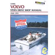 Volvo Stern Drive 68-1993 by Unknown, 9780892876389