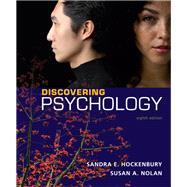 Discovering Psychology,Hockenbury, Sandra E.; Nolan,...,9781319136390