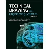 Technical Drawing with...,Giesecke, Frederick E.;...,9780134306414