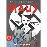 Complete Maus : A Survivor's...,Spiegelman, Art,9780679406419