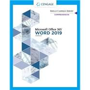 Shelly Cashman Series Microsoft Office 365 & Word 2019 Comprehensive by Vermaat, Misty E., 9780357026427