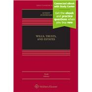 Wills, Trusts, and Estates,Dukeminier, Jesse; Sitkoff,...,9781454876427
