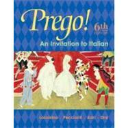 Prego! : An Invitation to...,Lazzarino, Graziana;...,9780072956429