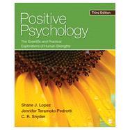 Positive Psychology,Lopez, Shane J.; Pedrotti,...,9781452276434