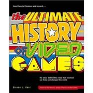 The Ultimate History of Video...,KENT, STEVEN L.,9780761536437