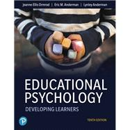 Educational Psychology...,Ormrod, Jeanne Ellis;...,9780135206478