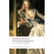 Les Liaisons dangereuses by Laclos, Pierre Choderlos de; Parmée, Douglas; Coward, David, 9780199536481