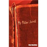 My Malawi Journal,Buckley, Bea,9781931456487