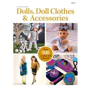 Dolls, Doll Clothes &...,Unknown,9781573676489