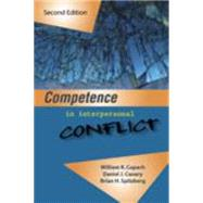 Competence in Interpersonal...,Cupach, William R.; Canary,...,9781577666493