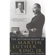 The Autobiography of Martin Luther King, Jr. by Martin Luther King Jr; Clayborne Carson, editor, 9780446676502