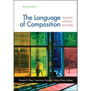 The Language of Composition,Shea, Renee; Scanlon, Lawrence,9780312676506