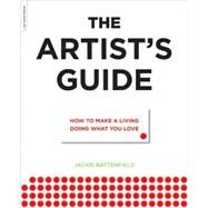 The Artist's Guide: How to...,Battenfield, Jackie,9780306816529