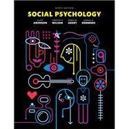 Social Psychology,Aronson, Elliot; Wilson,...,9780133936544