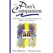 POET'S COMPANION  PA,ADDONIZIO,KIM,9780393316544