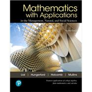 MyLab Math with Pearson eText...,Lial, Margaret L.;...,9780134856551