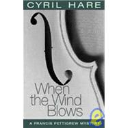 When the Wind Blows by Hare, Cyril, 9781842326558