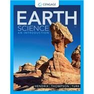 Earth Science An Introduction,Hendrix, Mark; Thompson,...,9780357116562