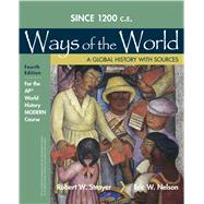 1200 Update Ways of the World...,Strayer, Robert W.; Nelson,...,9781319236571