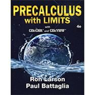 Bundle: Precalculus with Limits, 4th Student Edition + WebAssign 1-year access by Larson, Ron, 9781337466578