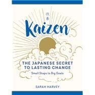 Kaizen by Harvey, Sarah, 9781615196579