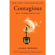 Contagious Why Things Catch On,Berger, Jonah,9781451686586