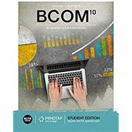 BCOM (with MindTap, 1 term...,Lehman, Carol M.; DuFrene,...,9780357026588