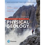 Laboratory Manual in Physical...,American Geological...,9780134446608